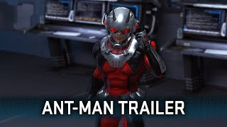 Marvel Heroes 2015 - Ant-Man Trailer