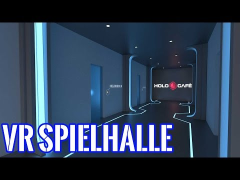 Video Virtual reality spielhalle berlin