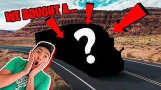 YOU WON'T BELIEVE WHAT WE BOUGHT! (Going on TOUR??)