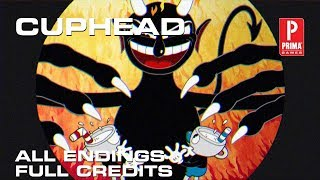 Cuphead - All Endings and Full Credits