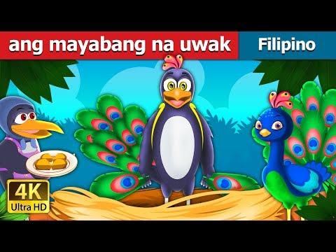 Ang mayabang na uwak   Kwentong Pambata   Filipino Fairy Tales