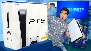 PLAYSTATION 5 HORA DE JUGAR!!!!!!! PS5 me complica la vida...