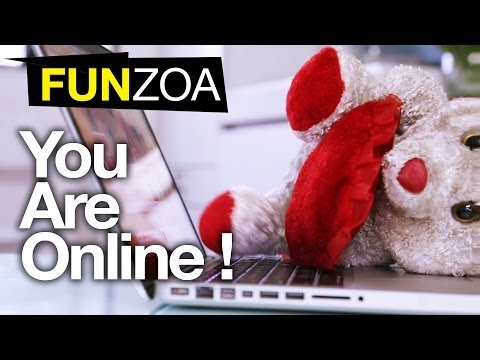 Funny Facebook Song- You Are Online, Im Online