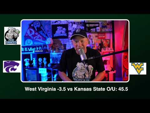 West Virginia vs Kansas State Free College Football Picks and Predictions CFB Tips Saturday 10/31/20