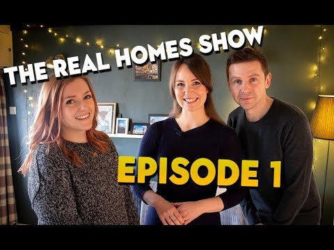 Great ideas for small rooms: Real Homes Show Ep.1