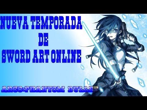 Segunda temporada de Sword art online  [Estreno en 2014]