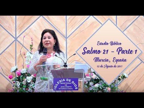453 - Salmo 21 - Parte 01, Hna. María Luisa Piraquive - IDMJI