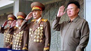 Откуда у северокорейских генералов столько наград если страна не воевала более 60 лет