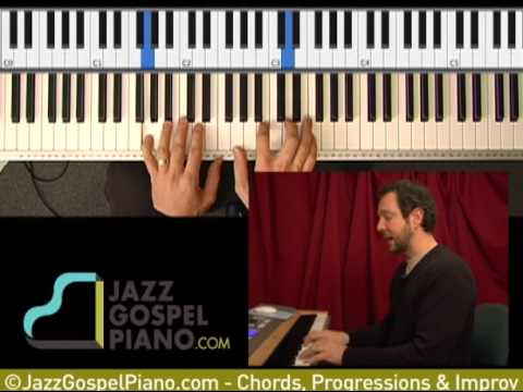 Detail for Learn Gospel Piano: The 4