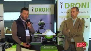 Roma Drone Campus 2017 - iDroni