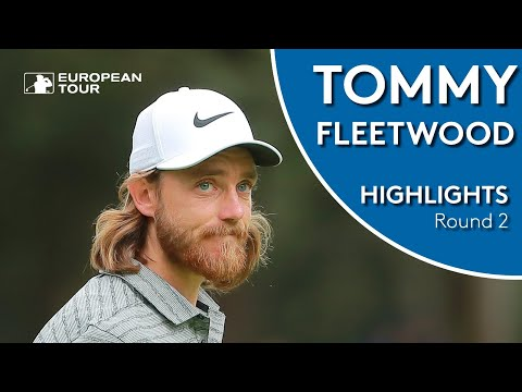 Tommy Fleetwood Highlights | Round 2 | 2019 WGC - Mexico Championship