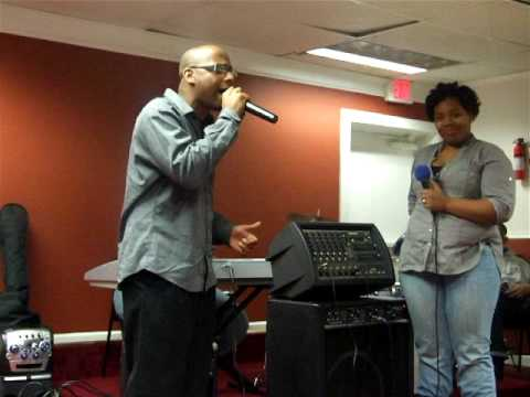 Dr Michael McCain Sings: Up Above My Head (Kirk Franklin)