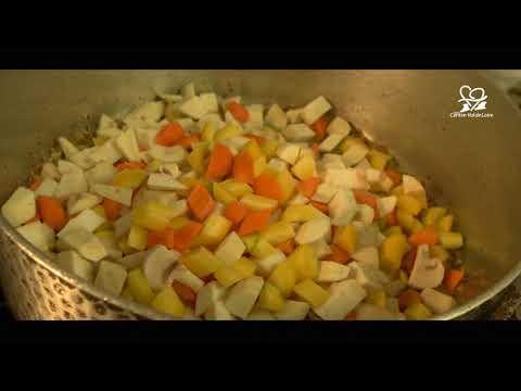 recette-du-feuilleté-d'escargots-du-berry-aux-légumes-oubliés---région-centre-val-de-loire
