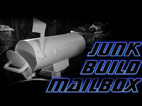 Mailbox or Mailtube? | Junk Build 👀