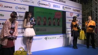 2012年5月3日 第5回 秋葉原PCゲームフェスタ gポテトステージ (SEVENCORE part)