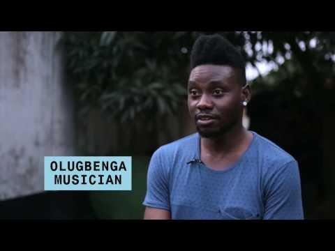 DIESEL+EDUN - Studio Africa talent: Olugbenga
