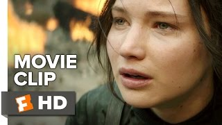 The Hunger Games: Mockingjay - Part 1 Movie CLIP #6 - If We Burn, You Burn (2014) - Movie HD