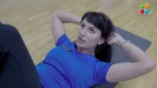 Комплекс упражнений: бедра, ягодицы, живот, руки