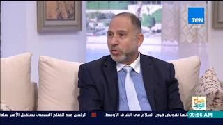 صباح الورد - أهم أسس وقواعد فن الخلافات الزوجية مع الدكتور محمد المهدي