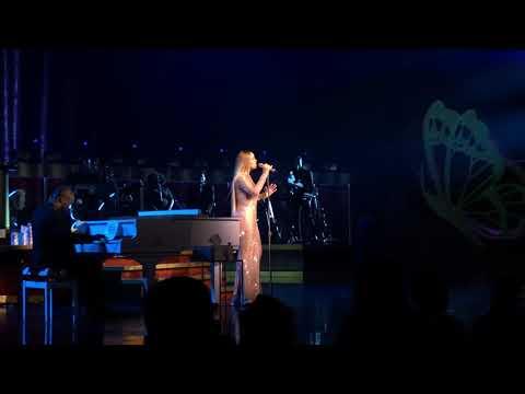 Can't let go  live 1 09 2018 Las Vegas Mariah Carey Colosseum Caesars