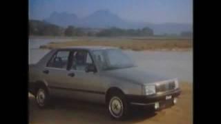 Fiat Croma 1985 Presentation Promo Spot
