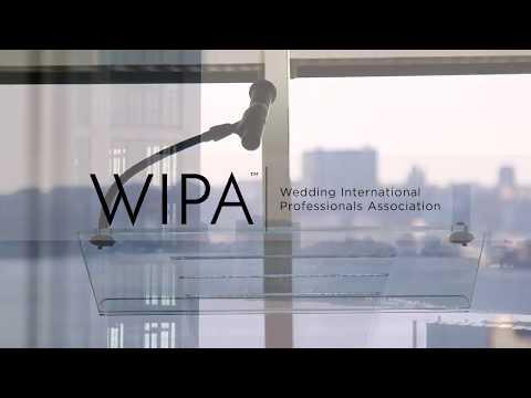 Wedding International Professionals Association (WIPA) 2018