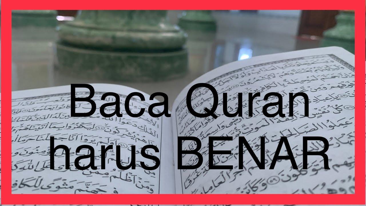 Download Ngaji Quran itu wajib bener cara bacanya
