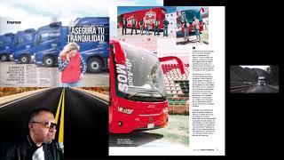 Revista Negocio Transporte Edición Abril 2021