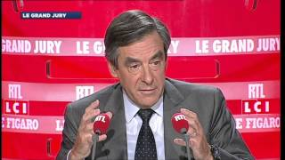 Le Grand Jury du 29 juin 2014 - François Fillon - 1e partie