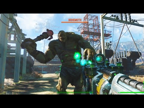 Fallout 4 Official Trailer - E3 2015 Gameplay Trailer (Fallout 4 XB1/PS4/PC)