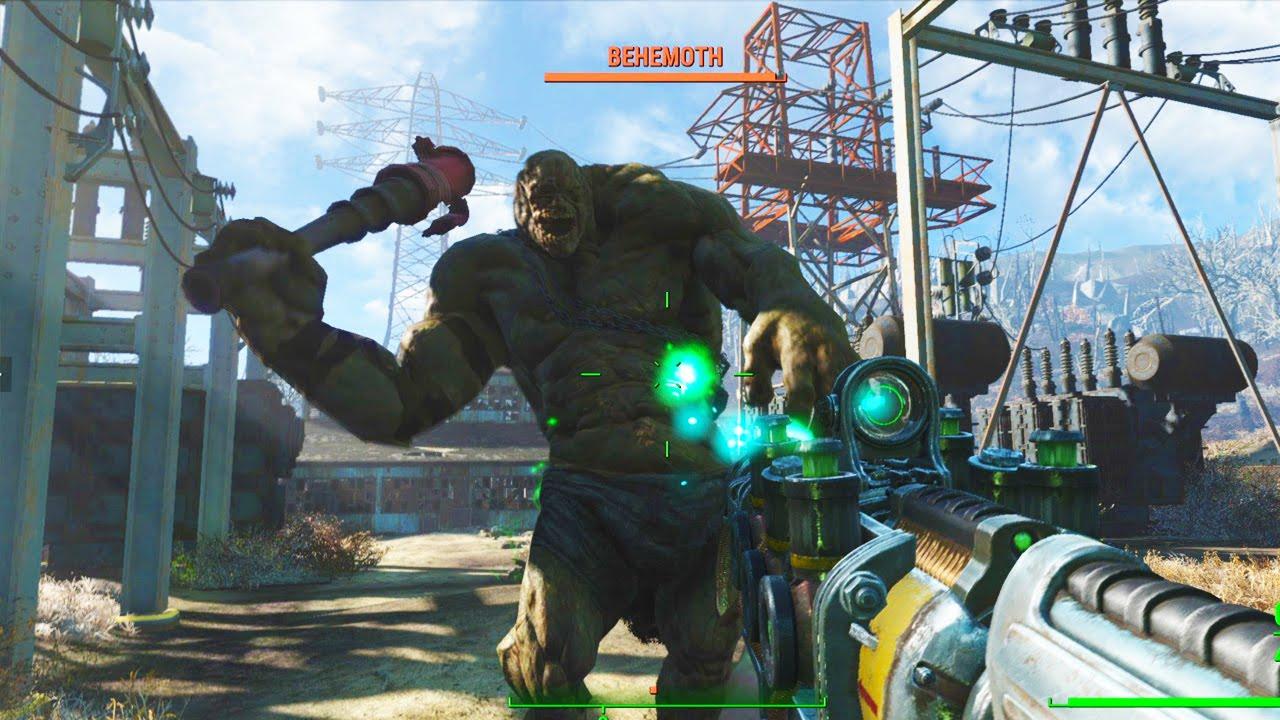 Fallout 4 Official Trailer E3 2015 Gameplay Trailer