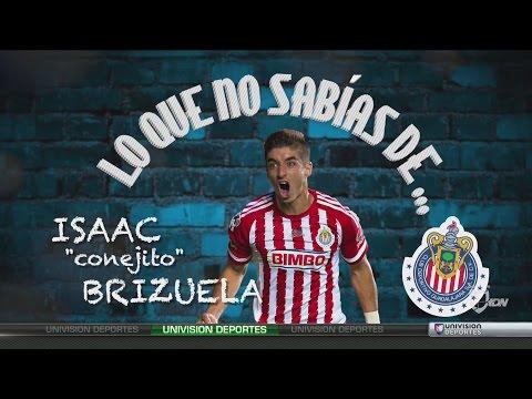 Isaac Brizuela, el nio que jugaba con pelotas de papel aluminio