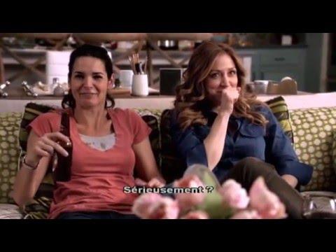 Rizzoli And Isles Season 2 : Bloopers/Gag Reel [Sub French]