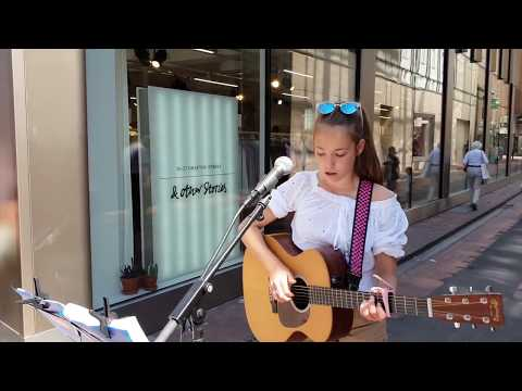 "Selena Gomez ""Back To You"" - Allie Sherlock Cover"