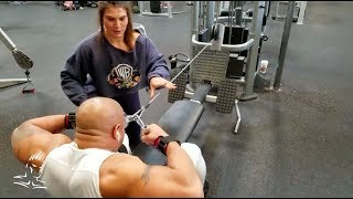 2 back tips from Laura Micetich-Golds Venice Trainer's Corner