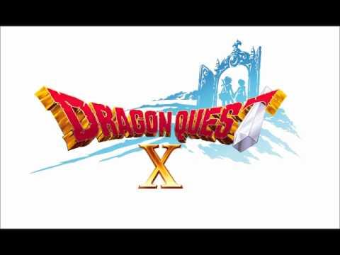 Dragon Quest X - Church
