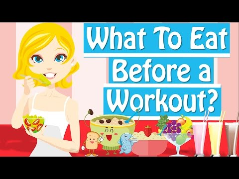What To Eat Before A Workout? Healthy Snack Ideas