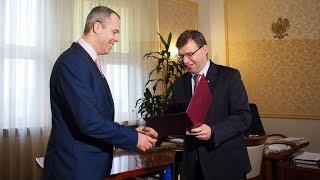 Jiri Vrablik otrzymał polskie obywatelstwo!