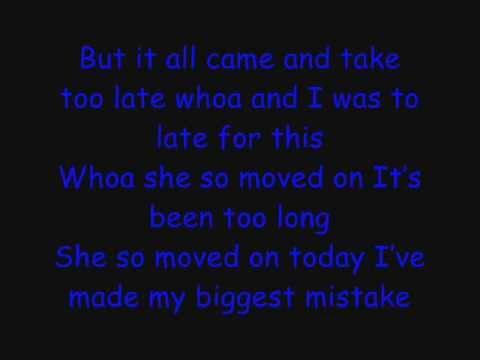 Slinkweed: Biggest Mistake (Lyrics)