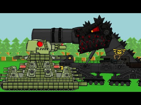 Attack a Giant Monster - Tank Animation