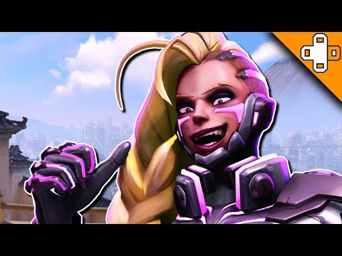 U THOUGHT U WERE BAD BUT IT WAS ME, SOMBRA - Overwatch Funny & Epic Moments 573