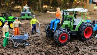 Farm Vehicles - Tractors | Truck | Harvester - The hulk , Buffalo