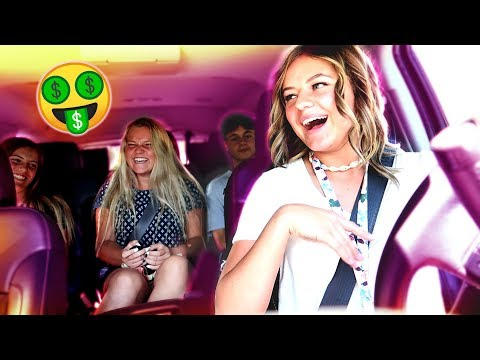 LETTING THE CASHIER CHOOSE WHO PAYS | COUSIN EDITION  | DRIVE THRU CHALLENGE PART 2 | KESLEY LEROY