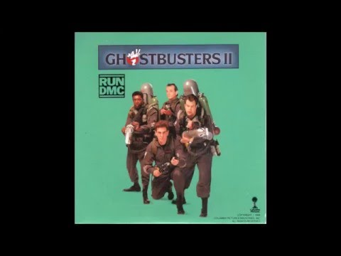 Run D.M.C - Ghostbusters II