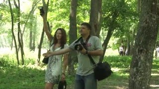 Свадебная съемка в Валуйках 8.08.2015: как это было)