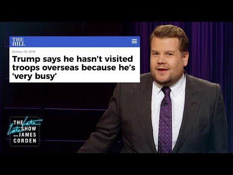 Trump Continues His