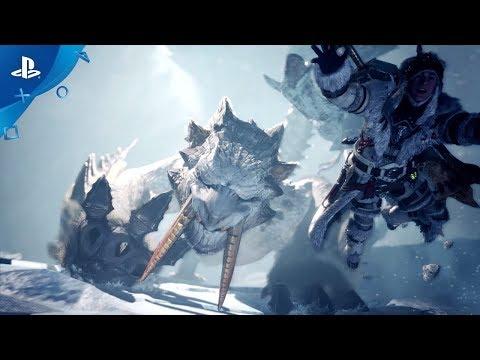 Monster Hunter World: Iceborne - Accolades Trailer   PS4
