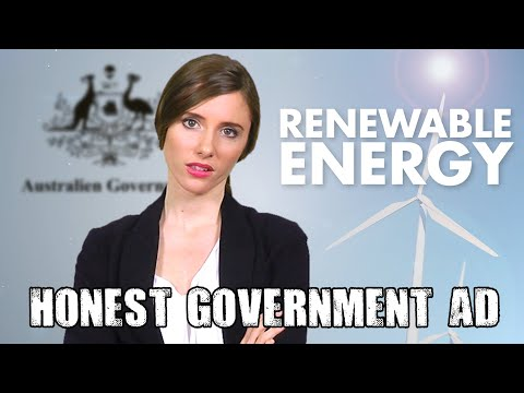 Honest Government Ad | NEG (National Energy Guarantee)
