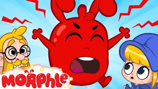 Angry Morphle Gets MAD - My Magic Pet Morphle | Cartoons For Kids | Morphle TV | BRAND NEW