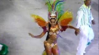 Rio 2012 Sambodromo GRES Mocidade Independente de Padre Miguel